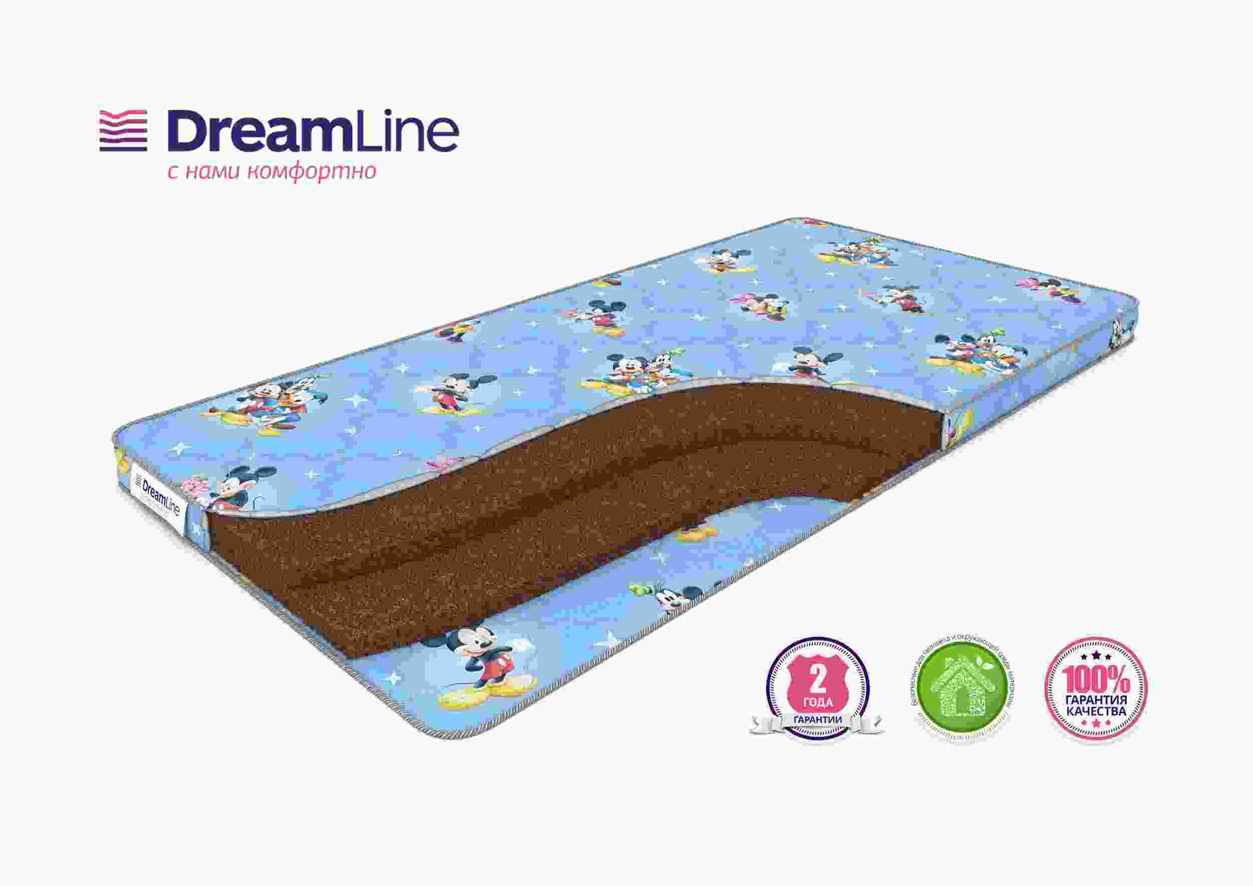 Dreamline Baby Dream 6